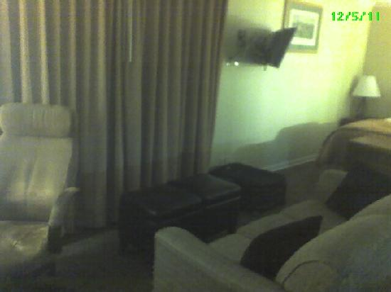 Quality Suites Hunt Valley: Room 2
