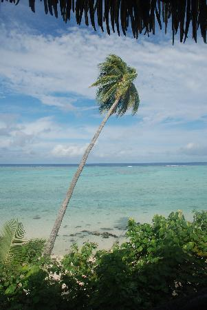 Pacific Resort Aitutaki: Picture postcard