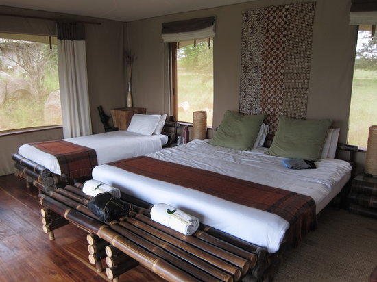 Sayari Camp, Asilia Africa: luxury tent 2