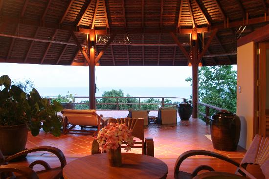 Shalimar Villa Ocean Views at Tamarind Springs Tropical Villas