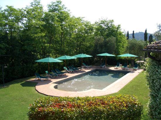 Relaxing Holiday in Chianti Tuscany Italy Country House Santa Maria a Poneta