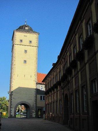 Ochsenfurt, Alemania: view