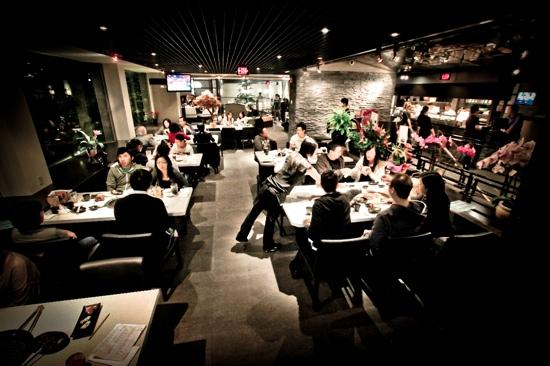 Bbq picture of kyo korean bbq sushi house vancouver for Restaurant kyo