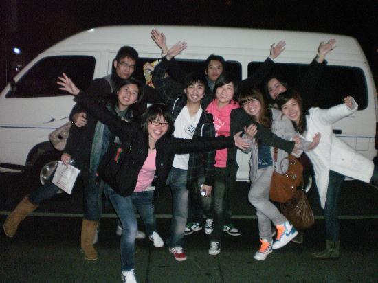 VIP Tours Tasmania - Tours: Having a good time