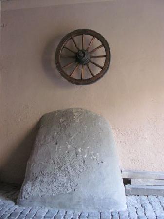 Historischer Kastenhof: detail