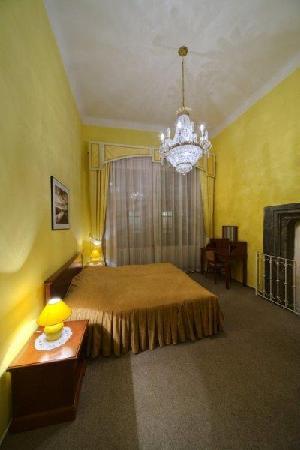Royal Residence Ungelt: De luxe suite 1. bedroom