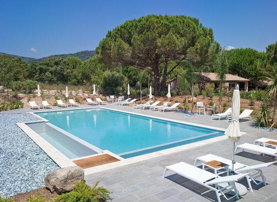 Chambre photo de les pins de santa giulia porto vecchio tripadvisor - Prix piscine chauffee ...