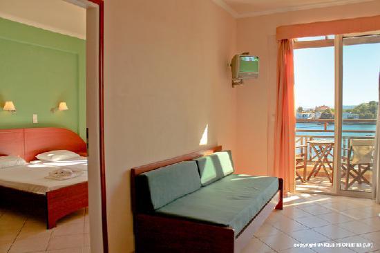Porto Kalamaki Hotel Apartments: Chania Hotel Porto Kalamaki