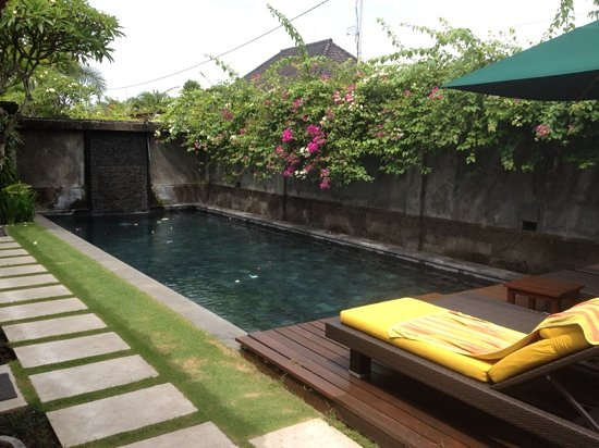 Serene Villas: private pool