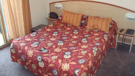 Hotel Miramar Cap D'Ail: letto