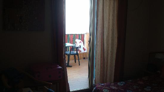 Hotel Miramar Cap D'Ail: da dentro
