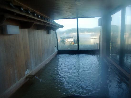 Kami-cho, Japon : お風呂。女湯です。