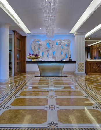 Hotel Terme Tritone Thermae & Spa: hall hotel