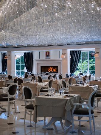 Hotel Terme Tritone Thermae & Spa: sala ristorante