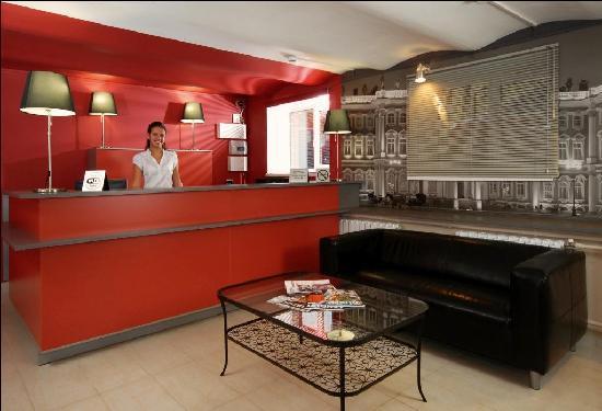 Mark Inn Hotel: Reception