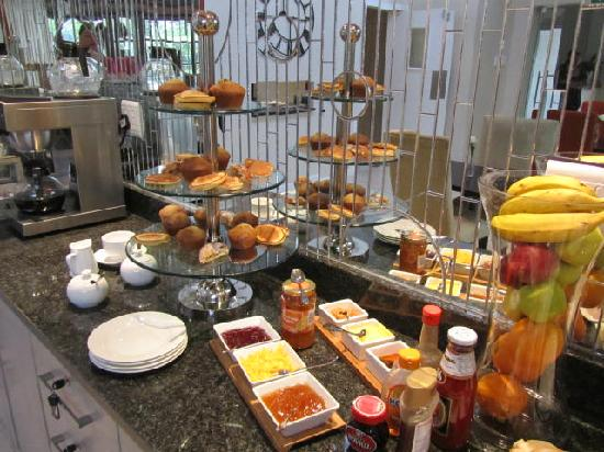 Gardenview Guesthouse: Breakfast