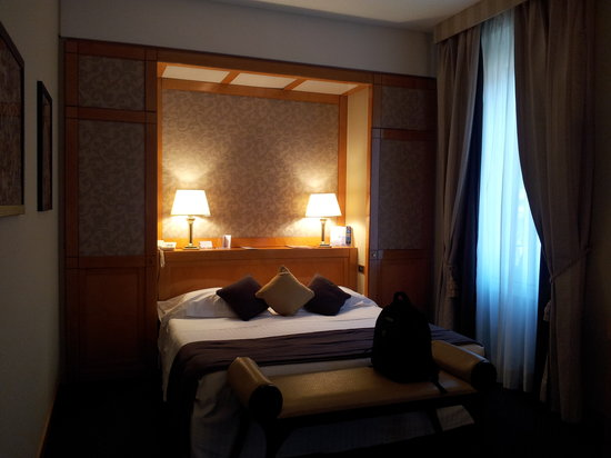 Hotel Artemide: superior room