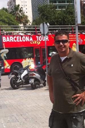 Barcelona Free Tours: Karim Ouyahia barcelona tour