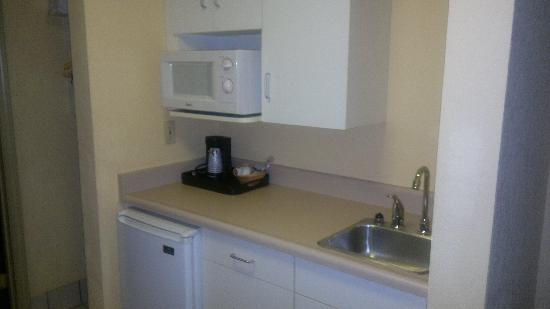 Holiday Inn Express Hotel & Suites Murray: Kitchen