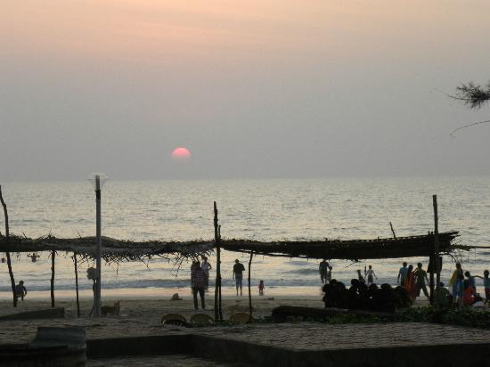 Ganpatipule, Inde : Sunset 2