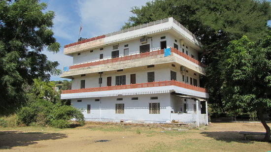 Raghav Resort: Main Building