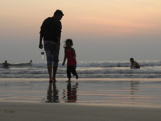 Ganpatipule, India: Good place for family time