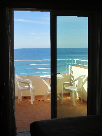 Clube Porto Mos: Balcony