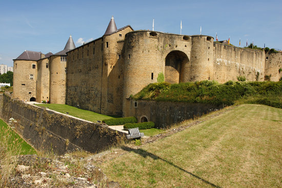 Chateau Fort de Sedan
