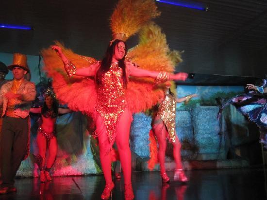 Oba Oba Show Brasil Samba Show: Show de samba