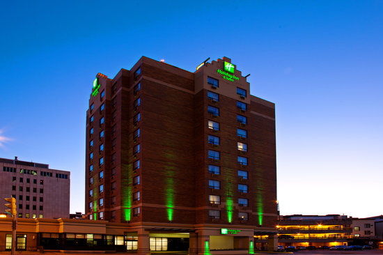 Holiday Inn And Suites Winnipeg Downtown