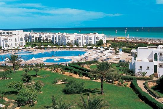 Vincci Helios Beach: piscine centrale