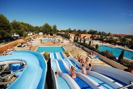 Torreilles, Francia: l'espace aquatique