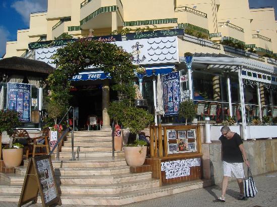 Barranco Apartments : hotel bar