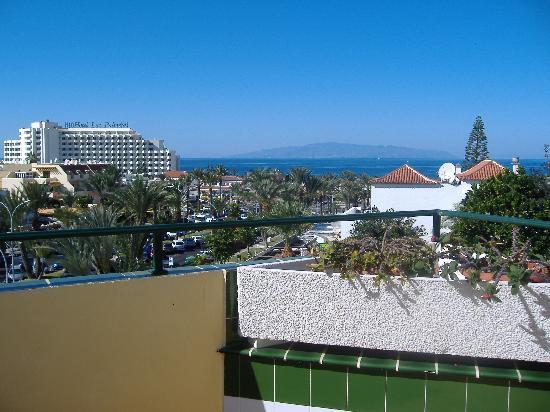 Barranco Apartments: balcony view