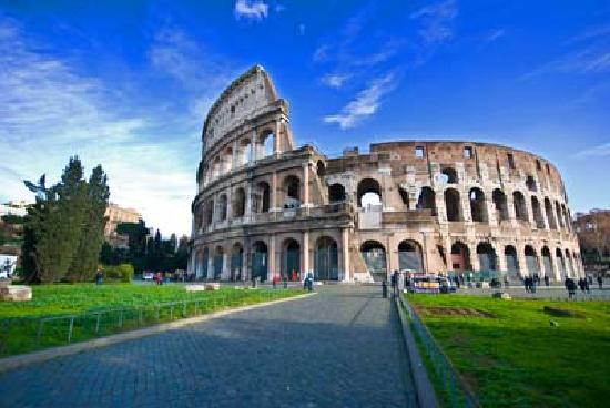 Urban Adventures: The Colosseum