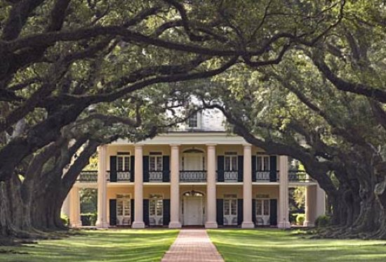 Oak Alley Plantation Vacherie La Hours Address