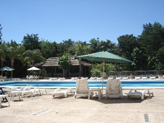 Aquae Sulis Spa & Resort: Piscina exterior