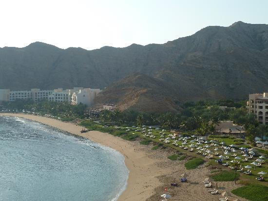 Shangri La Barr Al Jissah Resort & Spa-Al Husn: Al Bandar Beach next door