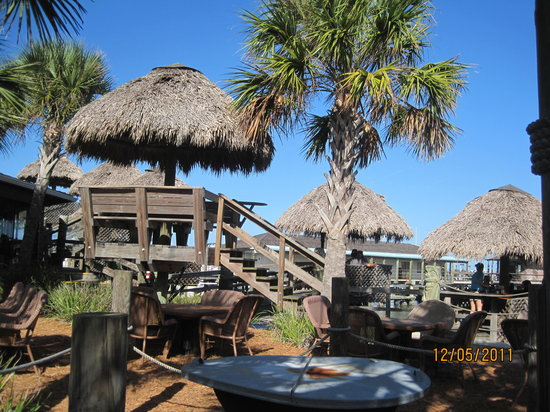 The Conch House Restaurant Views