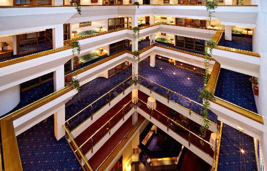 Hotel Roma: Atrium