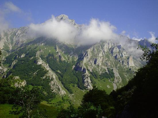 Sotres, Ισπανία: Picos de Europa