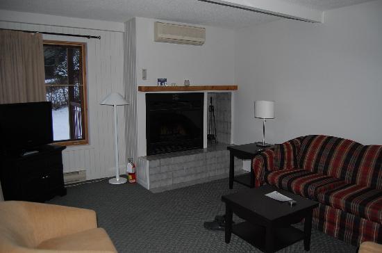 Hotel du Lac: Condo