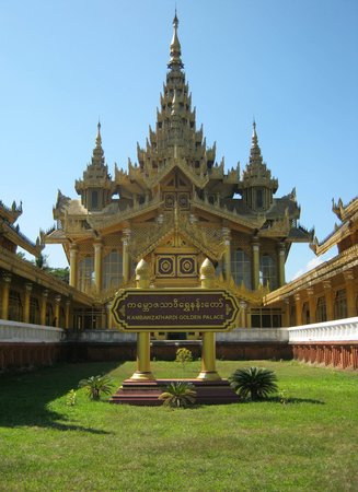 Kambazathadi Golden Palace