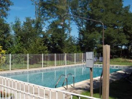 Gannay-sur-Loire, France : Notre piscine