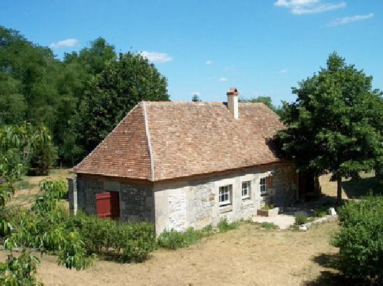 Gannay-sur-Loire, France : Gîte la Grande Grue