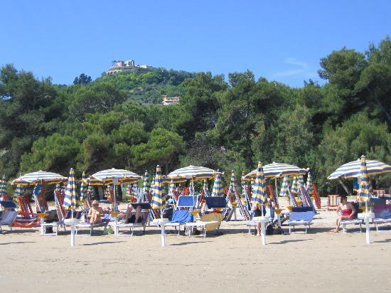 Villaggio Europe Garden : der Strand