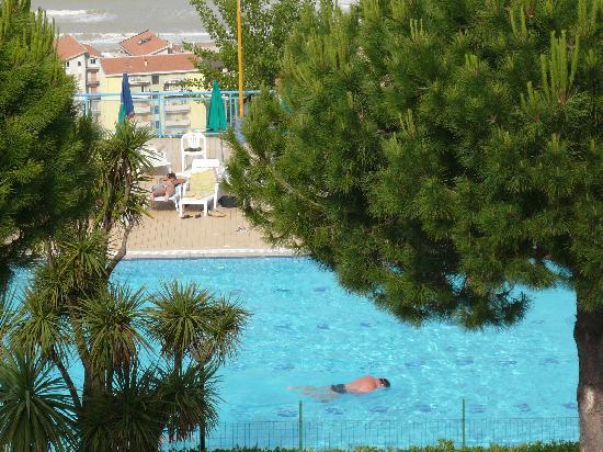 Villaggio Europe Garden : ein tolles Schwimmbad