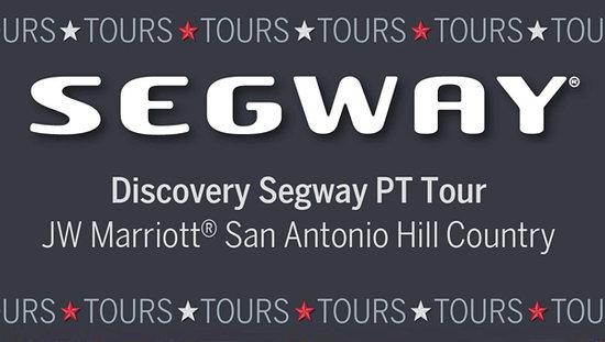 Segway Inc. Tours - San Antonio