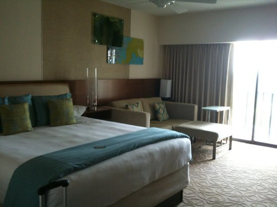Hyatt Regency Grand Cypress: Inside Room
