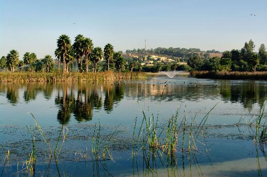 Royal Golf Club : il lago-un grande ostacolo